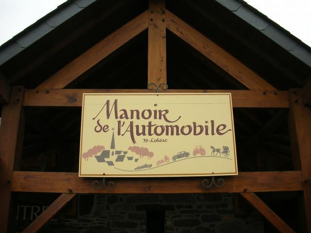 Manoir de l'Automobile de Lohéac (1)
