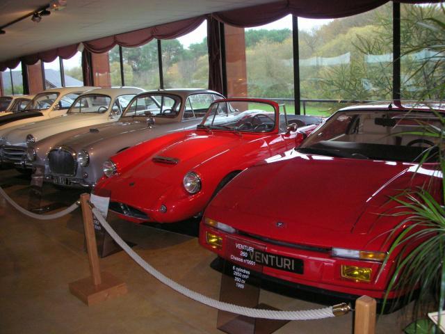 Manoir de l'Automobile de Lohéac (5)
