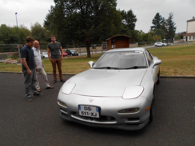 Mazda Rx7 Infinity  moteur rotatif