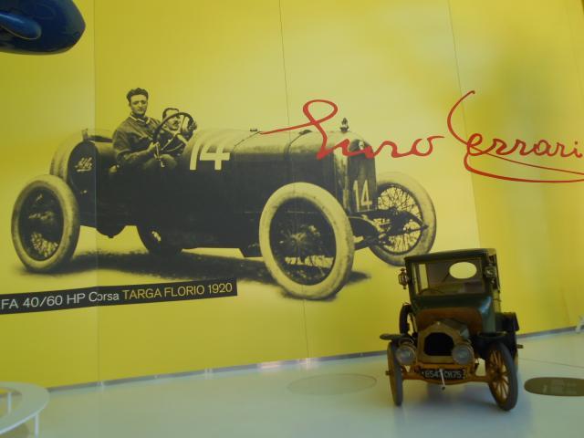 Modéna Musée Enzo Ferrari 24 09 2016 (1)