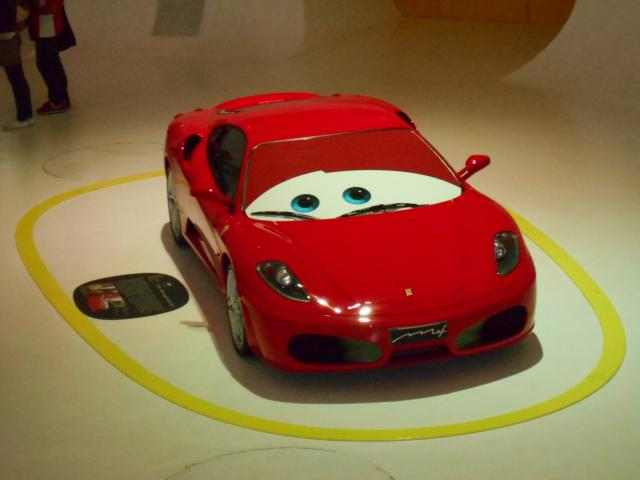 Modéna Musée Enzo Ferrari 24 09 2016 (4)