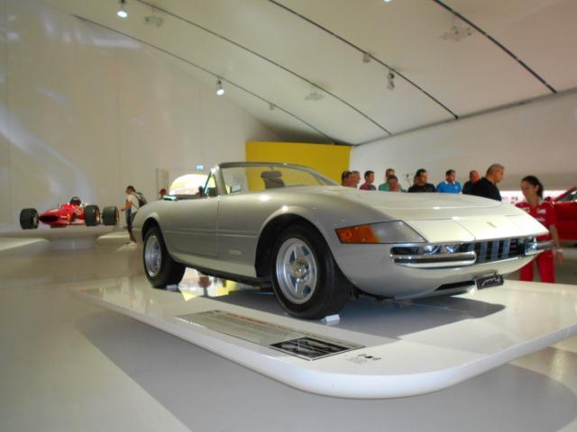 Modéna Musée Enzo Ferrari 24 09 2016 (6)