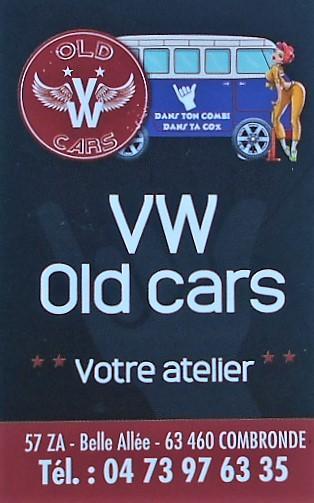 V w old car 1